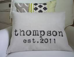 handmade wedding gifts personalized handmade wedding gifts pillow coverwedwebtalks