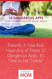 Kids Chat Rooms Online by Parents If Your Kids Have Any Of These 10 Dangerous Apps It U0027s