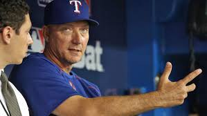 Jeff Banister Rangers U0027 Jeff Banister Named Al Manager Of The Year Nbc 5 Dallas