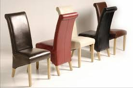 dining room leather chairs comfortable leather dining room chairs dining room square with