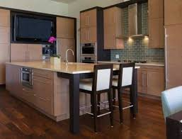 kitchen tv ideas tv above refrigerator home design ideas pictures remodel and decor