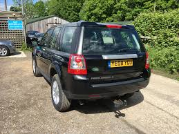 land rover freelander 2008 land rover freelander 2 2 2td4 automatic 2008 xs part leather