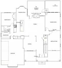 floor plan for new homes craftsman house plan durham new homes stanton homes