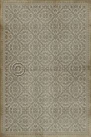 Vinyl Area Rugs Pattern 21 Zeitgeist Vintage Vinyl Floor Cloths By Spicher Co