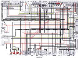 2008 yzf r1 wiring diagram 2008 yzf r1 fairings