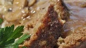 turkey and mushroom gravy recipe best ever meatloaf with brown gravy recipe allrecipes com