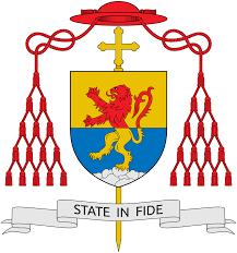 Cardinal Flag File Coat Of Arms Of Kevin Joseph Farrell Cardinal Svg