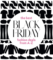 these are the best black friday fashion deals instyle
