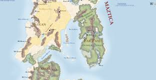 Forgotten Realms Map Image 3e Lower Maztica Jpg Forgotten Realms Wiki Fandom
