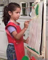 art smock for kids martha stewart