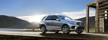 mercedes gle suv mercedes benz