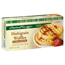Toaster Waffles Central Market Multigrain Waffles Shop Waffles And Pancakes At Heb