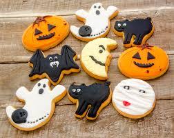 Halloween Pumpkin Sugar Cookies - halloween frosted sugar cookies recipe canny costumes