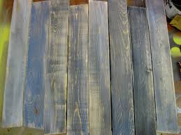 make new wood look like old distressed barn boards daydream