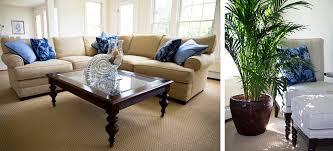 Plantation Style Family Room  Melanie Lark Design - Plantation style interior design