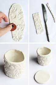 25 unique oven bake clay ideas on baking clay white