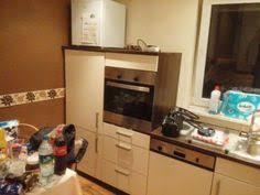ebay küche tielsa küche weiß mit elektrogeräten einbauküche in nordrhein