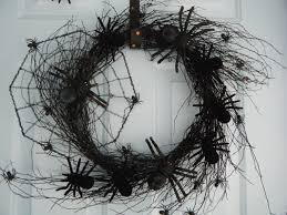makin u0027 projiks spider wreath