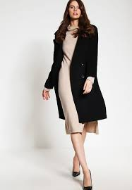 2nd day recently launched 2nd day livia coat black for women classic coat