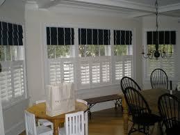 kitchen window shutters interior window shutters interior black wood white shutter n with