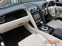 bentley onyx interior used 2014 64 bentley flying spur w12 mulliner 6 0 for sale in