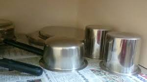 kitchen organisation how to organize daily use pots pans silver