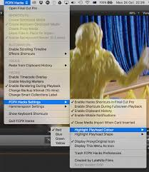 adding functionality with fcpx hacks interview by alex gollner