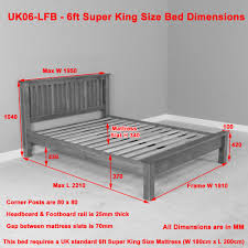 King Size Bed In Measurements King Size Bed Frame Dimensions Queen Size Headboard Dimensions