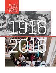 Interior Design Classes Nyc New York Of Interior Design Issuu