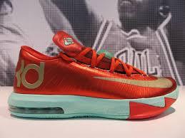 kd 6 christmas nike zoom kd 6 shoes for sale