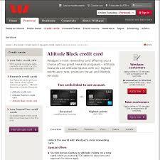 lexus platinum visa card westpac altitude platinum u0026 black included 50k qf points or