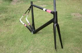custom painting carbon bicycle frame carbon fibre road bike frame