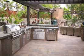outdoor island kitchen outdoor bbq kitchen cabinet breathtaking cabinets lg