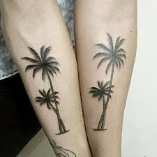 best 25 palm tree tattoos ideas on palm tattoos cali