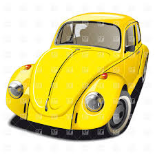 volkswagen car beetle old old fashioned car volkswagen beetle vector clipart image 6145