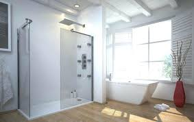 Shower Designs Without Doors Bathtub Without Shower Stand Up Shower Without Door With Step In