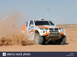 bmw rally off road german rallye pilot jutta kleinschmidt paces her bmw x3 through