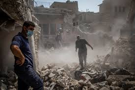 digging up the dead probing the ruins of mosul the new york times