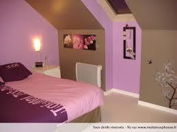 chambre couleur lilas réalisation