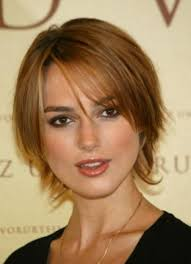 short hair over ears longer in back kiera knightly with ear length cut side part and longer back