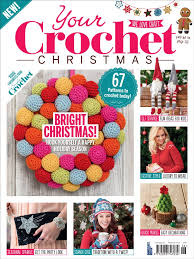 Christmas Craft Magazines 2018 Christmas Archives Simply Crochet