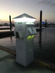 marina power and lighting marina electrical equipment harbor light ss power pedestal model