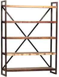 Metal And Wood Bookshelves by Bookcases Here Today Gone Tomorrow Htgt Furniture