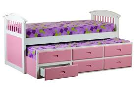 Bed With Pull Out Bed Space Saving Guest Beds Home Bunch U2013 Interior Design Ideas