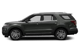 Ford Explorer White - new 2017 ford explorer xlt suv oxford white color inventory
