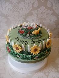 20 best ideas for 50th cake images on pinterest garden cakes