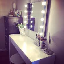Vanity Lights Ikea by Vanity Lights Ikea Home Flowers Malm Mirror And Stool Also From