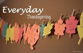 everyday thanksgiving 31 days of thanks thanksgiving