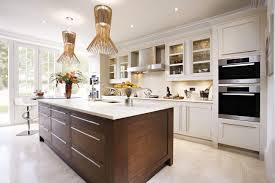 walnut kitchen cabinets modern walnut kitchen tom howley