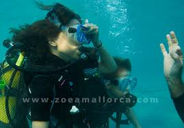 padi open water diver course majorca